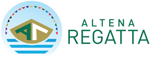 logo Altena Regatta breed